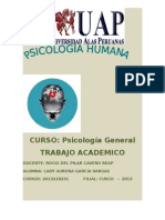 Psicologia General Real