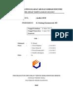 Lap Analisis BOD Kel. 6 Lengkap