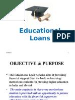 Education loan.ppt