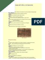 Libro Escritura e Imprenta