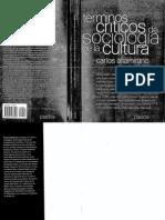 Altamirano - Términos Críticos Sociología Cultura