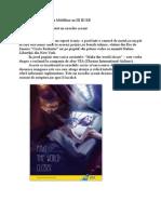 Tema Analiza Discursului - Un Exordiu Socant