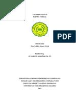 Cover Laporan Kasus II