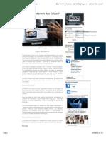 O que é a Internet das Coisas? - Blog Futurecom