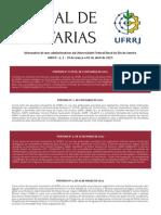 Jornal de Portarias 01 2015