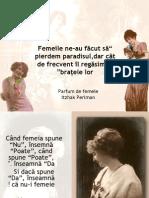 Parfum de Femeie - Itzhak Perlman