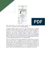Sofware GIS Libres Licencia GNU