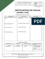 NIR-236 Identificativos de Célula_LOCNO y CGI_v1