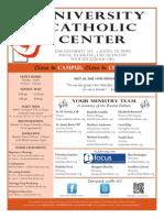 UCC Bulletin 5-10-2015