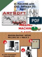 3)Pengenalan Dan Pengoperasian Mesin Pu – 3a.basic Sw Mach3