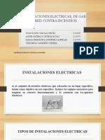 Instalaciones Electricas, De Gas