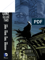 Batman Earth One Volume Two Exclusive Preview