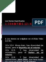 1 CORINTIOS 12