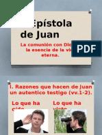 1 Juan 1 1-4 (Estudio 2).