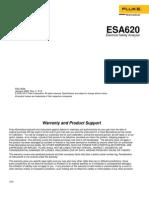 Esa620 Manual