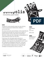 20140706 | Programa de Sala Sonópolis | Concertos para todos