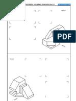 NormalizaciÓn - VisualizaciÓn de Piezas - Volumen