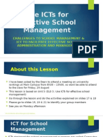 cfd3890 use icts for effective school management