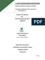 impactofcrudeoilpriceonindianeconomy-140411201511-phpapp01