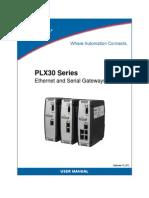 MANUAL COMPLETO PLX30