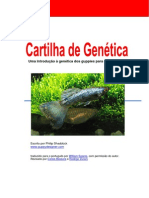 Cartilha de Genetica - Guppy