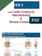 Job Orer Costing