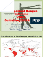 Dengue Santika 2014
