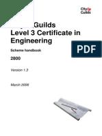 2800 L3 Qualification Handbook v1-3