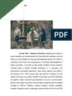 Cine a Fost Gutenberg