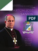 Livreto Missa de Posse de Dom Airton