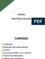 recatortul nuclear