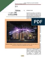 CAPITULO I - Interacción Eléctrica fisica magnetica.doc