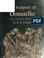 The Sculpture of Donatello