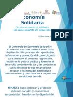 Modulo Economía Solidaria