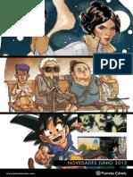 Novedades Junio 15 Planeta Comic