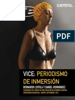 Vice Periodismo de Inmersion