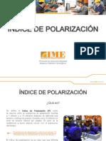 Indice de Polarizaci n IME S.a.
