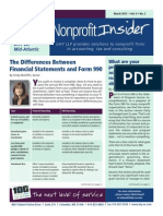 Nonprofit Insider - March 2015