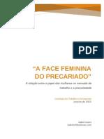 A Face Feminina Do Precariado ISABEL SOARES 2015