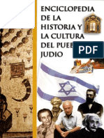 Enciclopedia de la historia y la cultura del pueblo judío