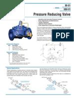 90-01 Reductora de Presion Cla-Val