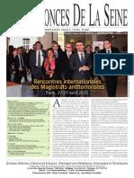 Les Annonces de La Seine Jeudi 30 Avril 2015 - Numéro 16