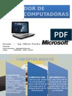 Clase 2 Informática
