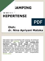 penyuluhan Hypertensihipertensi