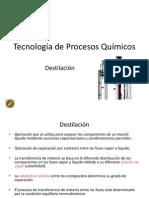 3. Destilación