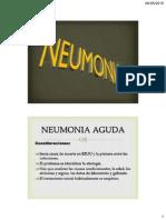 Trabajo de Neumonia