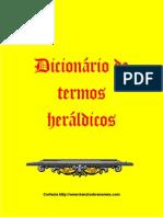 Dicionario de Termos Heraldicos