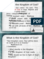 2 What is the Kingdom of God