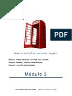 Ingles Modulo 3