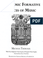 Rhythmic Formative Forces of Music - Theroux